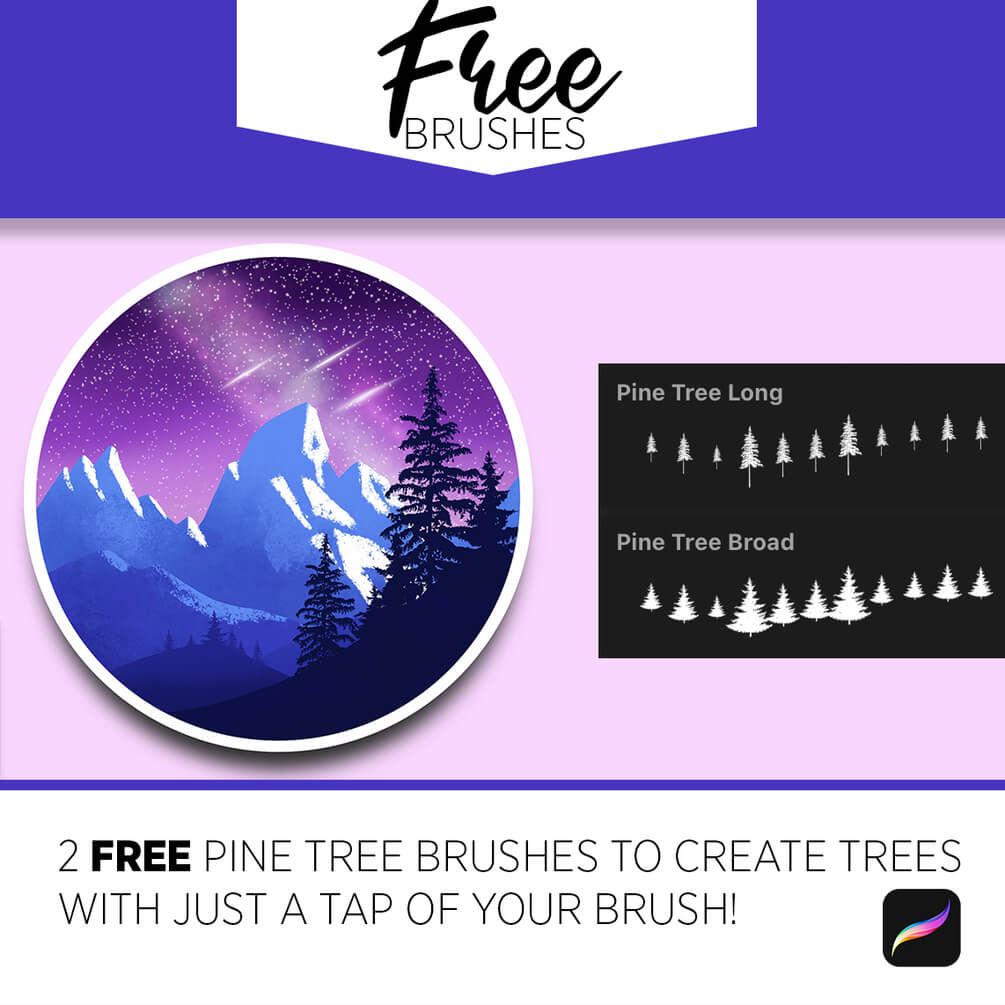 procreate brushes free download