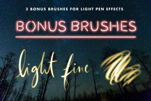 Paid] Neon Procreate Brush Kit - Free Brushes for Procreate